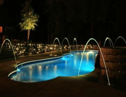 inground pools at night. Interesting Night Choosing The Right Set Of Pool Lights Colors Shapes And Styles Will  Greatly Depend On Type Swimming Your Personal Preferences For Inground Pools At Night