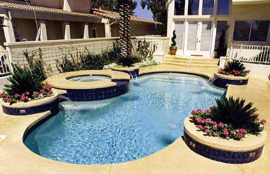 Swimming pool financing cost of building an inground above ground pool for Cost of building a mini swimming pool in nigeria
