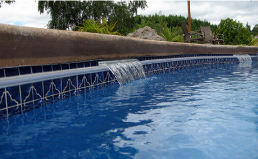 Inground swimming pool liners. Discount pool liners can be found but vinyl pool liner repair and pool liner wrinkles can cost money in the long run.