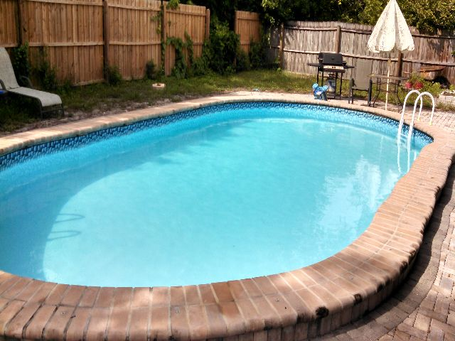 Swimming Pool Yellow Algae How To Remove Algae Pool Water Maintenance