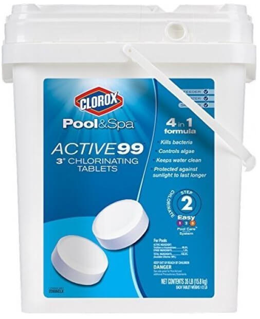 Swimming Pool Chlorine Tablets