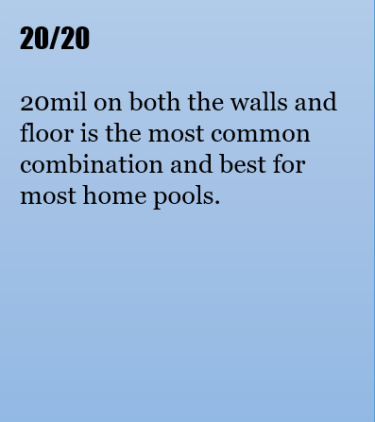 Your Complete Guide To Inground Swimming Pool Liners