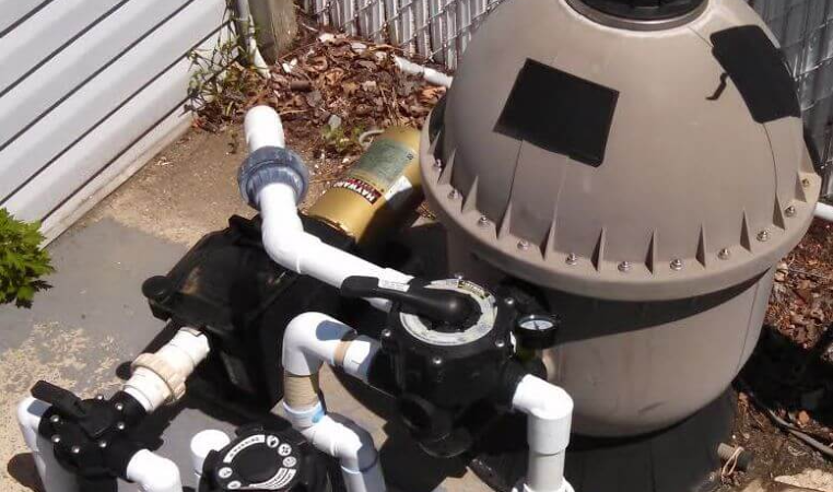 Top 10 Swimming Pool Sand Filter Problems You Can Fix Yourself