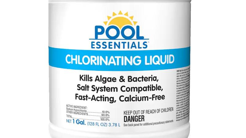 Why Sodium Hypochlorite Liquid Chlorine Is The Best Pool Shock