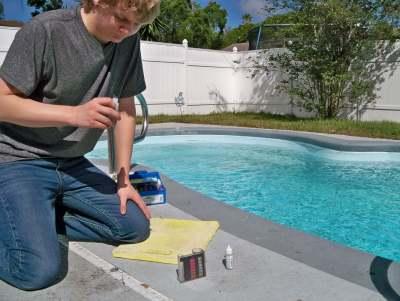 Swimming Pool pH