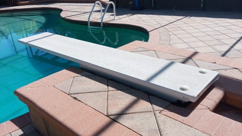 How To Choose The Best Diving Board For An Inground Pool