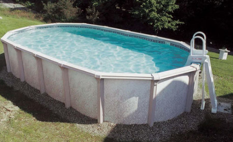 Aboveground swimming pools constitute about 50% of all pool sales in the United States.