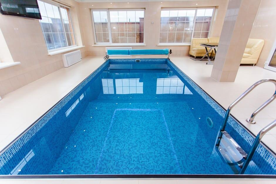 Indoor Swimming Pool Construction - Best Foto Swimming Pool ...