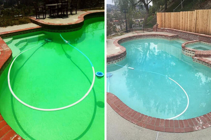 Easy Swimming Pool Tips.  Pool tips and weekly swimming pool water maintenance.