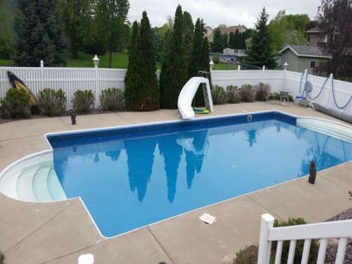 Inground pool cost and all about in ground swimming pools. Get the facts and don't become a victim when you build a swimming pool.