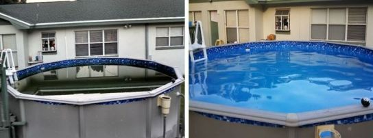 Aboveground Swimming Pools