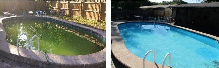 Easy Pool Start Up