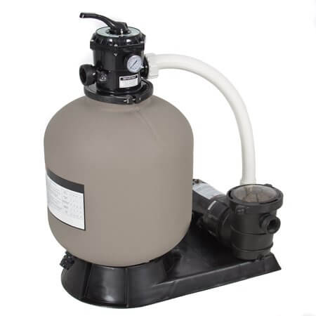 Sand Pool Filter | Filter Maintenance and How To Clean A Sand Filter