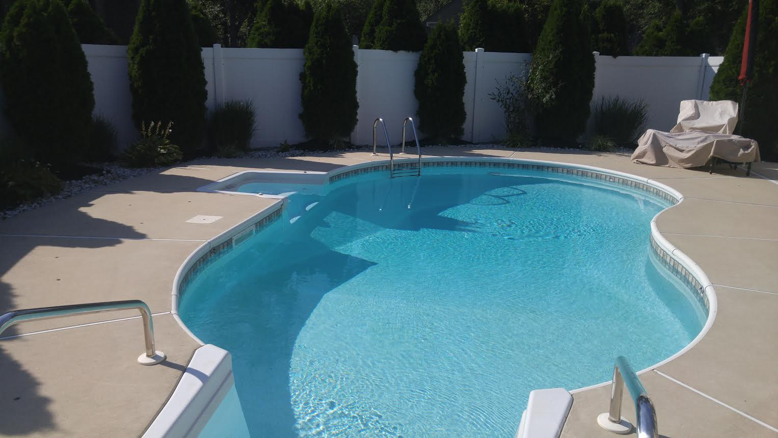 Easy swimming pool care and maintenance clean pool and spa - Swimming pool green water treatment ...