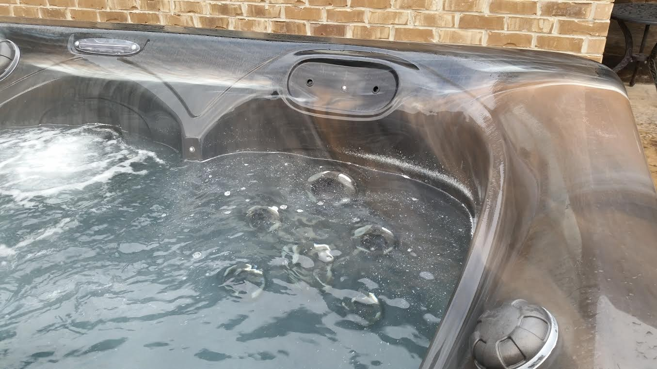 water mold, moldy hot tub water, pool water, swimming pool care, pool water maintenance, basic pool care, inground pool maintenance, salt water pool maintenance