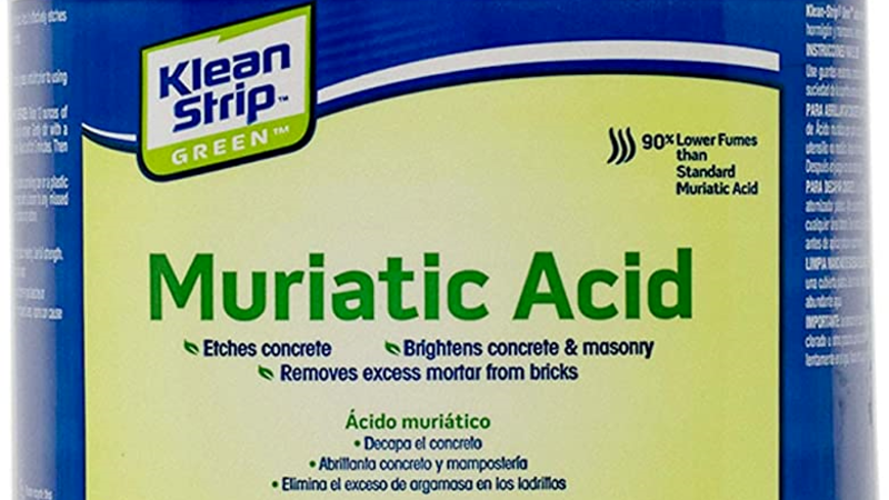 How To Use Muriatic Acid To Lower Your Pool's Alkalinity