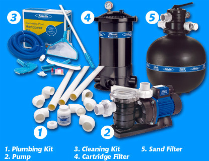 Inground Pool Parts Pool Filter Parts Pump Parts Accessories