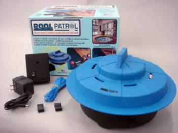 Inground swimming pool alarms system child water safety for Child alarm for swimming pools