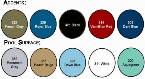 pool paint colorsSwimming Pool Paint Acrylic Chlorinated Rubber  Epoxy Pool Paint