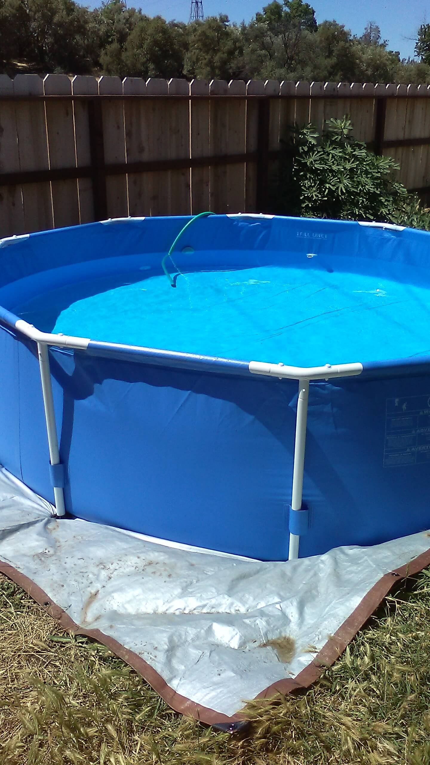 Cheap used swimming pools costs prices for above ground - How to make a cheap swimming pool ...