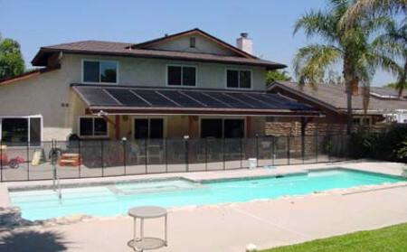 Swimming Pool Solar Heater