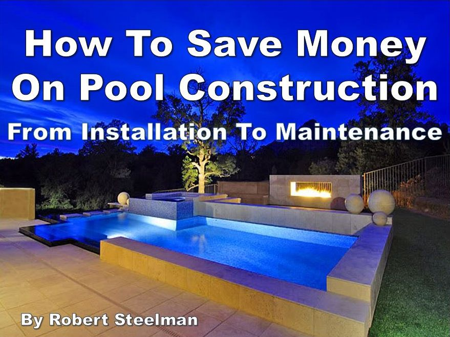 Cheap used swimming pools costs prices for above ground for Swimming pool construction cost