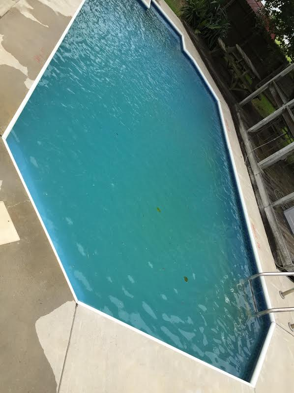 swimming pool care, basic pool care, above ground pool maintenance, inground, salt water, green pools, algae green swimming pool