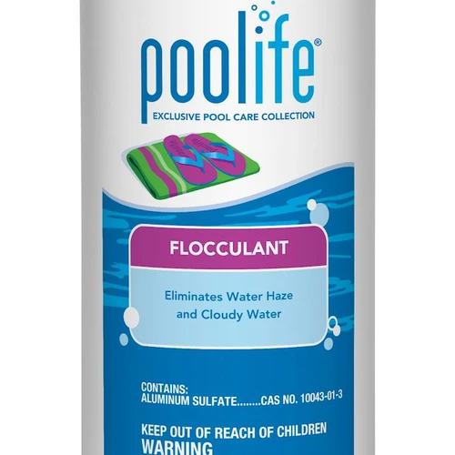 The Difference Between A Pool Clarifier and Pool Flocculant