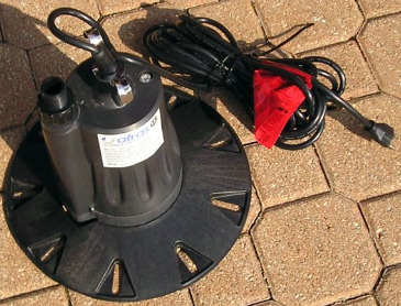 little giant pool cover pump manual