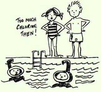 Pool Chlorine Allergy Swimming Pool Chlorine Rash Hot Tub