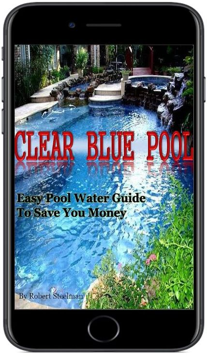 Swimming Pool Chlorine Maintenance Shock Adjust Levels