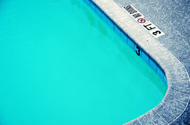 Swimming Pool Problems Easy Fix For Cloudy Pool Water Green Pool Water Care