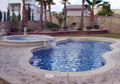 Fiberglass inground pools installation cost prices benefits for Average cost of swimming pool inground