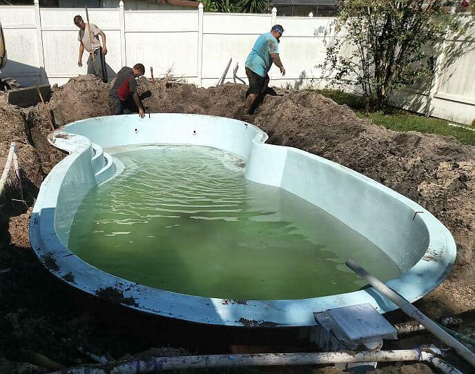 Inground Pool Cost >> Inground Pool Cost And Estimate Prices For Construction