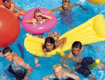 Swimming Pool Party Ideas And Games For Children Adults