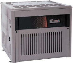 Electric pool heater information and compare pool equipment, gas vs. electric water heater for safety and ultra clean technology.