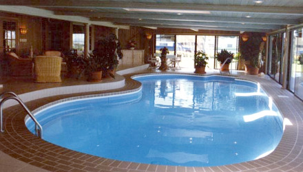 Home indoor swimming pools inground pool ideas swimming for Inground indoor pool designs