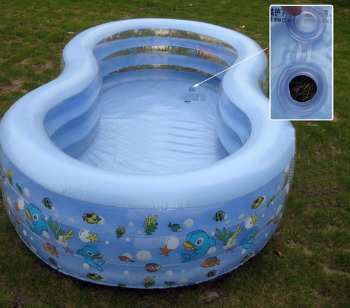 inflatable Plastic Pools