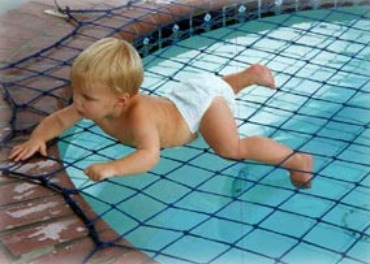 Pool Safety Net for Kids