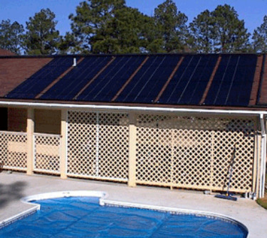 Swimming Pool Solar Heater Panels For Pool Heating Solar