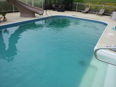 Cloudy pool water swimming pool care instructions maintenance reasons How to draw swimming pool water