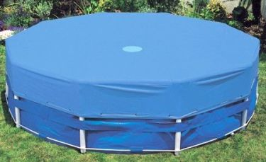 Above Ground Swimming Pool Covers Mesh Safety Leaf
