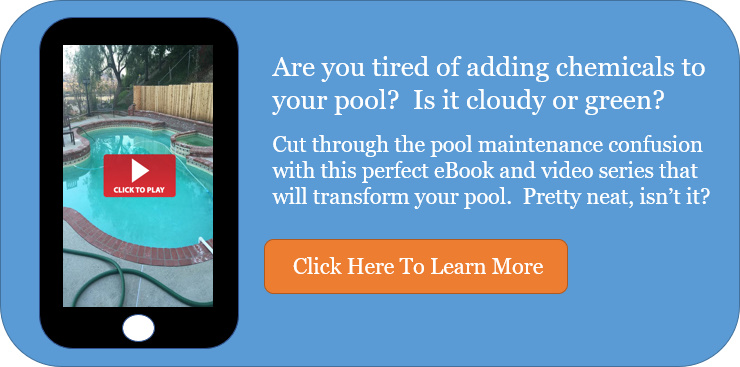 Easy pool maintenance