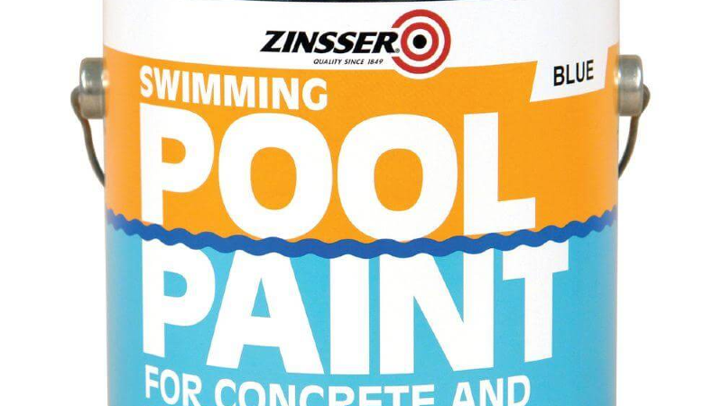 How To Choose The Right Swimming Pool Paint