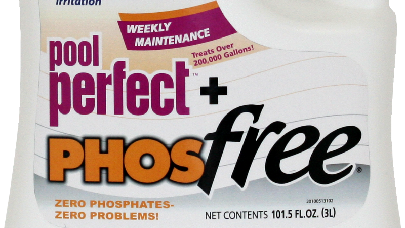The Truth About Phosphates in Pool Water