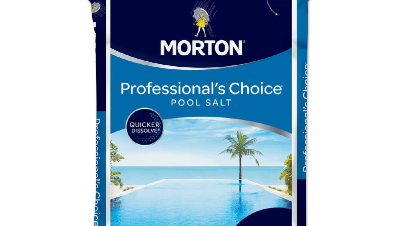 The Type of Pool Salt You Should Use and Why