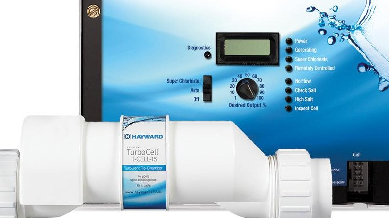 Your Guide To A Salt Pool Chlorine Generator