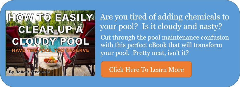Fix cloudy pool water
