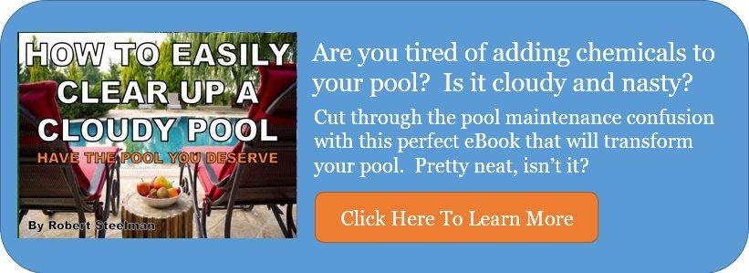 Fix cloudy pool water