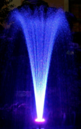 Swimming pool fountains water features inground above - Swimming pool fountains and lights ...
